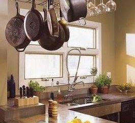 Designs kleine Küche – stilvolle Lösungen