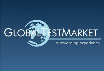 """Questionário """"Mercado Global Test"""": opiniões e as opções de recebimento de dinheiro"""