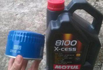 """Jaki rodzaj oleju wlać do """"Priora""""? Car """"Łada Priora-2170"""""""