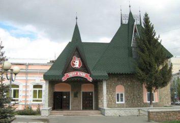 Lalek Teatr (Moskwa) i repertuar
