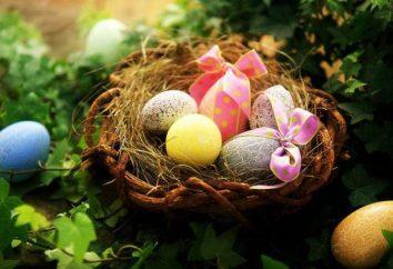 Bouquets de bonbons pour Pâques – un bon signe d'attention