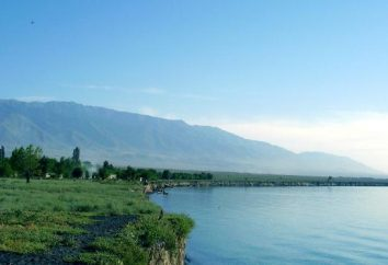 Lac Alakolja. Kazakhstan, lac Alakolja – loisirs