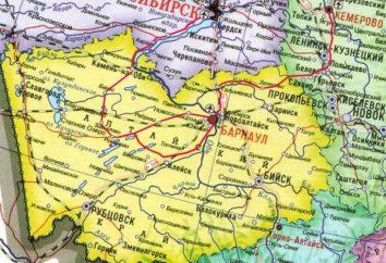 Sól jeziora Ałtaju: Mapa, rekreacji i ceny