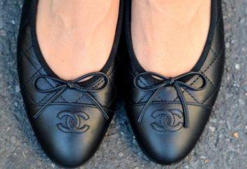 Ballerinas Chanel – ist Komfort und Stil