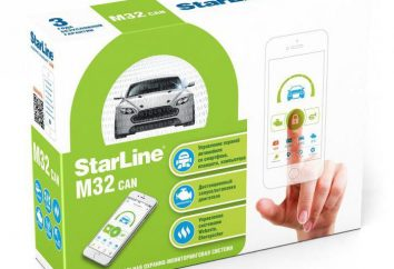 bezpieczeństwo monitorowania wielofunkcyjny StarLine M32 System CAN: kluczowe cechy, korzyści