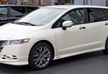 """""""Honda Odyssey"""": specyfikacje techniczne, zdjęcia, opinie"""