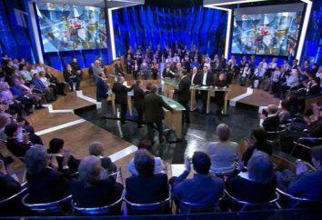 Dyskusja polityczna pokazuje rosyjskiego: miejscowe tematów