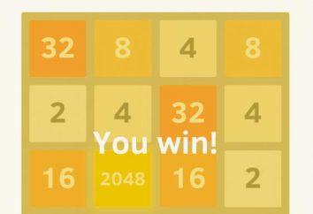 """Como passar o jogo """"2048"""" o mais eficientemente possível?"""