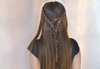 Kos Waterfall – jak tkać go od długich i krótkich włosów?