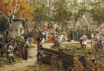 Che cosa è una comunità nel Rus antico?