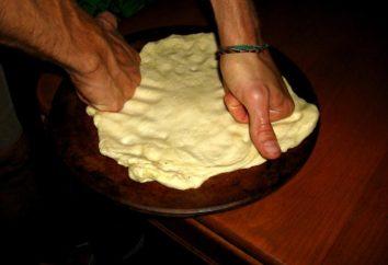 Como cozinhar a massa para tortas com levedura seca? Como fazer bolos fritos com fermento?