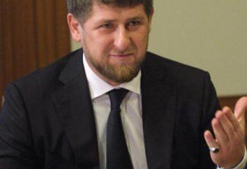 Quante mogli Ramzan Kadyrov: dettagli della sua vita personale del capo della Cecenia