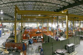 O microclima das instalações de produção é ótimo e permitido.