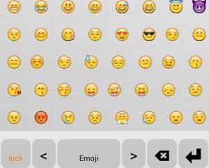 """Wie Emoticons in """"Instagrame"""" auf """"Android"""" oder Computer setzen"""