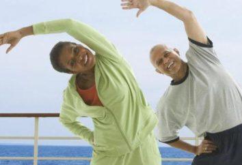 Quais os grupos musculares são inclina úteis para um lado, e como executar corretamente o exercício?