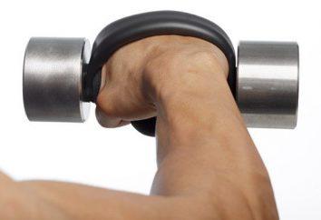 Exercices avec la pondération pour les pieds, les mains, les fesses. Comment brûler la graisse sur l'abdomen et les flancs