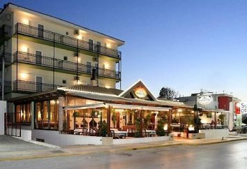 Hotel Sun Hotel Amoudara 3 * (Grécia, Creta): fotos e comentários