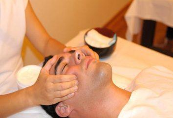 Manchar uma massagem facial – um impacto efetivo sobre a pele. Massagem para o rejuvenescimento facial