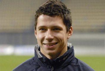 Piłkarz Marek Suchy