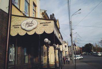 """Ristorante """"Marla Bois"""" (Tomsk) – un'istituzione con una storia di"""
