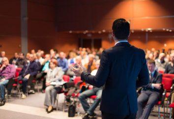 Konferencja – środkiem komunikacji między ludźmi