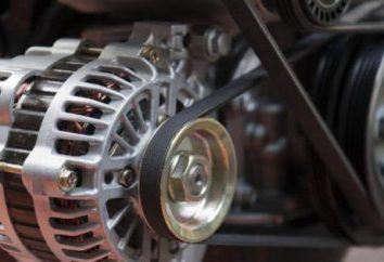 Générateur VAZ-2105: une connexion de l'appareil, la réparation