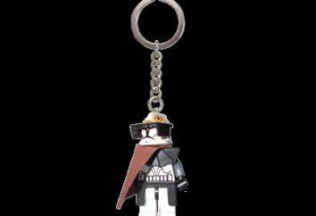 Quelles sont les chaînes porte-clés que vous pouvez donner?