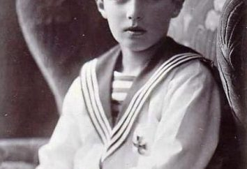 Tsarévitch Aleksey Nikolaevich Romanov: biographie, tir