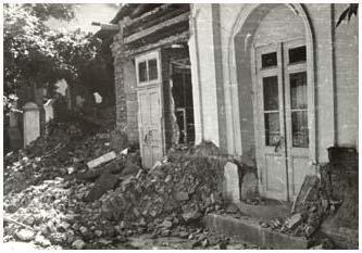Terremoto en Tashkent en 1966: la foto, el número de muertos