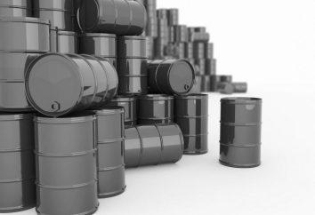 Costo della produzione di petrolio nei paesi. Il prezzo di costo del petrolio nel mondo