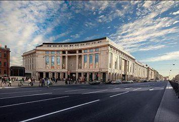 Centra handlowe w Sankt Petersburgu: przegląd popularnych kompleksów rozrywkowych i rekreacyjnych
