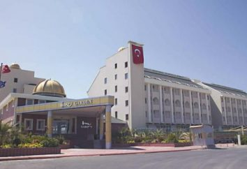 Hotel PrimaSol Hane Garden 5 * (Turquía, Side): Descripción de las habitaciones, servicios, opiniones