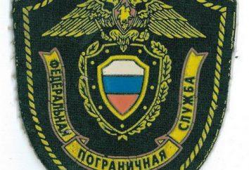 Wojskowych szkołach średnich. Instytut granica rosyjskiej FSB