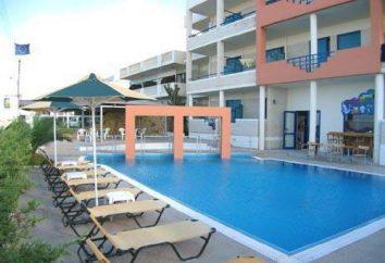 Olympic Suites Hotel Apartments 4 * (Rethymnon, Creta, Grécia): descrição, opiniões