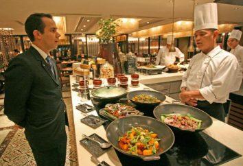 kierownik restauracji: odpowiedzialność, odpowiedzialność. Jak zarządzać restaurację?