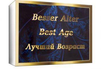 """Das Medikament """"Besser Alter"""": Bewertungen, Gebrauchsanweisungen, Zusammensetzung"""