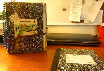 Wir machen Notebook: interessante Ideen für Notebook