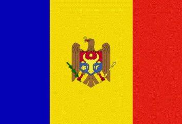 Mołdawia: flaga i herb