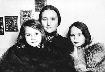 Daria Drozdovskaya – la hija menor del pájaro de fuego