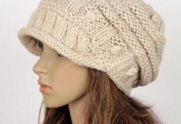 Como amarrar cap raios para iniciantes? Como ligar raios chapéus das crianças das mulheres e? Como amarrar um duplo raios chapéu?