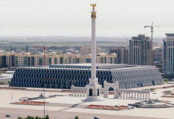 Astana, Pałac Niepodległości: opis, zdjęcia
