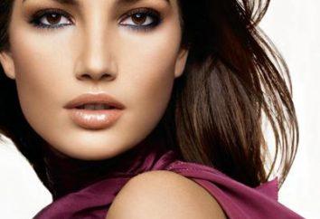 Maquillaje perfecto para morenas con ojos marrones