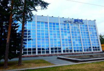 Piscine « Neptune », Novossibirsk: avis et photos