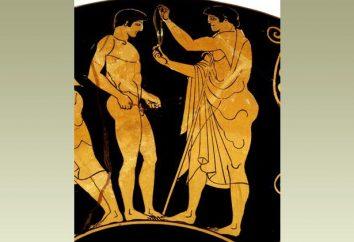 A medida que los Juegos Olímpicos se celebraron en la antigüedad