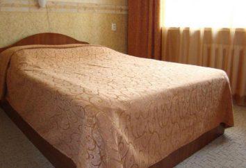 Hotele w Rybinsk: adresy, opinie