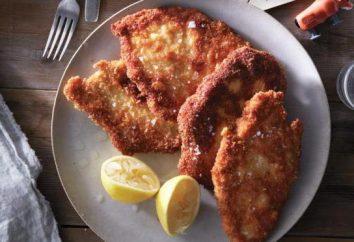 Frita de galinha filé de galinha picada: receita