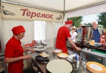 """Sieć restauracji """"Teremok"""": menu, recenzje i adresy """"Teremok"""" (Petersburg) – restauracje fast food w Petersburgu"""