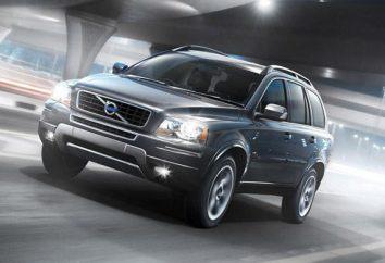 """Recenzje z właścicieli, """"Volvo XC90 Volvo XC90"""" (), dane techniczne Test drive"""
