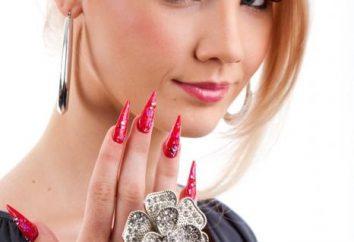 Akrylowe paznokcie: zalety, wady i opinie