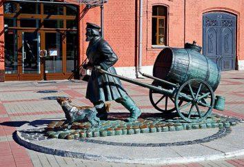 Petersburg, Muzeum Wody: opis, historia, ciekawe fakty i opinie